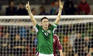 Republic of Ireland 3-0 Latvia