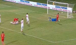 Russia 1-1 Serbia