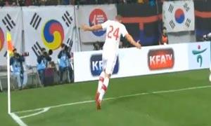 South Korea 2-1 Switzerland