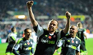 Swansea City 3-3 Stoke City