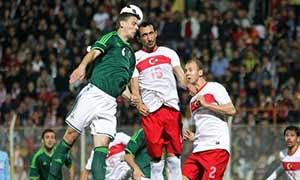 Turkey 1-0 Northern Ireland