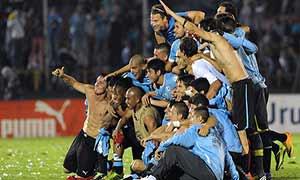 Uruguay 0-0 Jordan