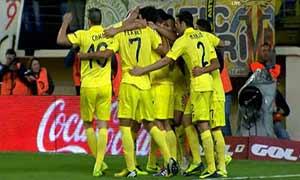 Villarreal 1-1 Atletico Madrid