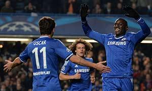 Chelsea 1-0 Steaua Bucuresti
