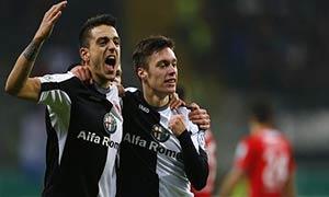 Eintracht Frankfurt 4-2 Sandhausen