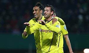 Saarbrucken 0-2 Borussia Dortmund