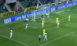 Elche 0-1 Villarreal