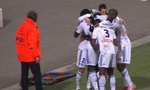 Lyon 3-2 Reims