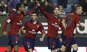 Osasuna 1-1 Malaga