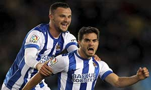 Real Sociedad 4-0 Algeciras