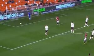 Valencia 1-0 Gimnastic
