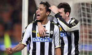 AC Milan 1-2 Udinese