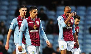 Aston Villa 1-2 Sheffield United