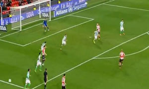 Athletic Bilbao 2-0 Real Betis