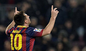 Barcelona 4-0 Getafe