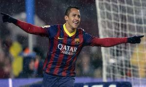 Barcelona 5-1 Levante