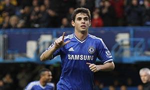 Chelsea 1-0 Stoke City