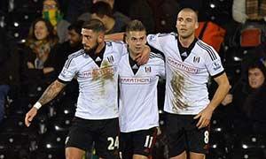 Fulham 3-0 Norwich City