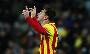Getafe 0-2 Barcelona