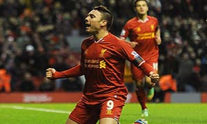 Liverpool 2-0 Oldham Athletic