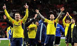 Manchester United 2-2 (Pen 1-2) Sunderland