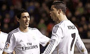 Osasuna 0-2 Real Madrid
