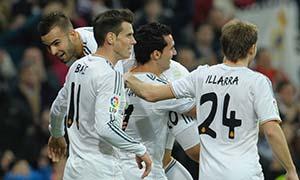 Real Madrid 2-0 Osasuna