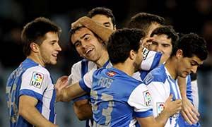 Real Sociedad 3-1 Santander
