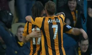 Southend United 0-2 Hull City