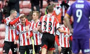 Sunderland 1-0 Kidderminster Harriers