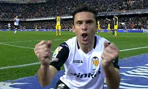 Valencia 1-1 Atletico Madrid