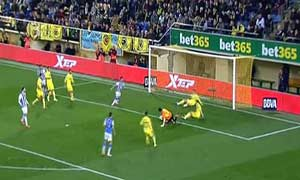 Villarreal 0-1 Real Sociedad