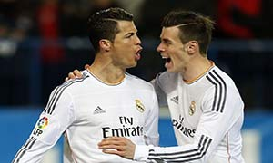 Atletico Madrid 0-2 Real Madrid