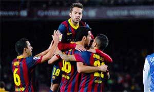 Barcelona 2-0 Real Sociedad