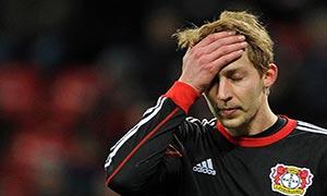 Bayer Leverkusen 0-1 Kaiserslautern
