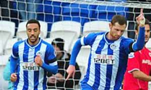 Cardiff City 1-2 Wigan Athletic