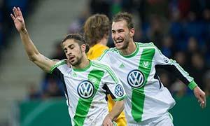 Hoffenheim 2-3 Wolfsburg