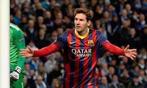 Manchester City 0-2 Barcelona