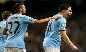 Manchester City 2-0 Chelsea
