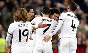 Real Madrid 3-0 Atletico Madrid