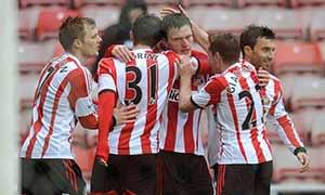 Sunderland 1-0 Southampton