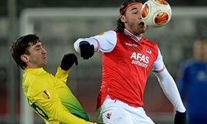 Anzhi 0-0 AZ Alkmaar