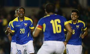 Australia 3-4 Ecuador