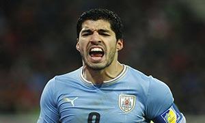 Austria 1-1 Uruguay