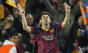 Barcelona 2-1 Manchester City