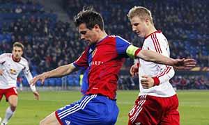 Basel 0-0 Salzburg