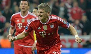 Bayern Munich 1-1 Arsenal