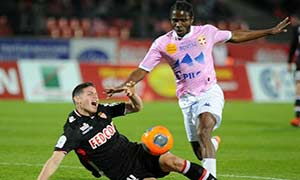 Evian TG 1-0 AS Monaco