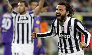 Fiorentina 0-1 Juventus