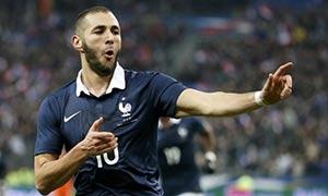 France 2-0 Netherlands